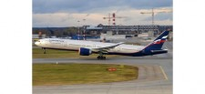 Herpa 612333 Boeing 777-300ER Aeroflot