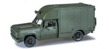 Herpa 700610 Dodge M880 1,25t Sanitätskoffer