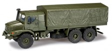 Herpa 744416 MB Zetros 6x6 gepanzert