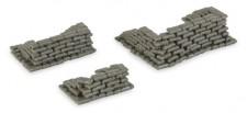 Herpa 745833 Zubehör Sandsäcke (200 Stück)