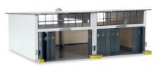 Herpa 745857 Gebäudebausatz Reparaturhalle groß