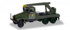 Herpa 746281 IFA G5 Kranfahrzeug NVA