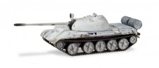 Herpa 746311 Kampfpanzer T-55 Wintertarnung Sibirie