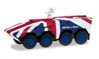Herpa 746748 GTK Boxer 'British Army Vorführfahrzeug'