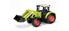 Herpa 84184012 Claas Arion 540 Traktor m.Frontlader