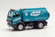 Herpa 942768 MB SK `94 Kehrfahrzeug Betonpumpen Weber