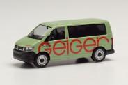 Herpa 944892 VW T6 Bus Geiger Bau