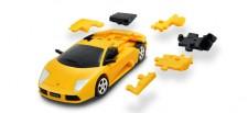 Puzzle Fun 3D 80657060 Lamborghini Murciélago gelb