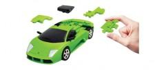 Puzzle Fun 3D 80657064 Lamborghini Murciélago klar