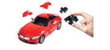 Puzzle Fun 3D 80657080 BMW Z4 rot