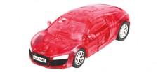 Puzzle Fun 3D 80657121 Audi R8 rot klar