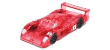 Puzzle Fun 3D 80657131 Toyota TS020 GT1 rot klar