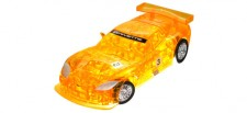 Puzzle Fun 3D 80657151 Corvette orange klar