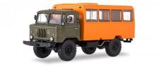 SSM (Vertrieb Herpa) 83SSM1197 GAZ-66 Bus