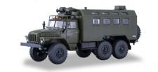 SSM (Vertrieb Herpa) 83SSM1222 Ural 4320 Koffer-LKW