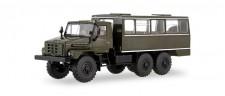 SSM (Vertrieb Herpa) 83SSM1224 URAL-4322 Bus Truck