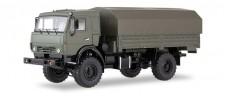 SSM (Vertrieb Herpa) 83SSM1320  KAMAZ-4350 Militär-LKW