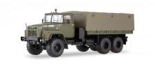 SSM (Vertrieb Herpa) 83SSM1323 KRAZ-260 Militär-LKW