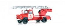 SSM (Vertrieb Herpa) 83SSM1326 GAZ-52 AL-18 Feuerwehr Drehleiter