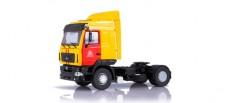 SSM (Vertrieb Herpa) 83SSML014 MAZ-5440 4x2 Zugmaschine gelb