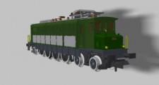 HAG Classic 8010941 SBB E-Lok Ae 4/7 Ep.4
