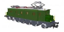 HAG Classic 8011000 SBB E-Lok Ae 4/7 Ep.4
