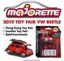 Schuco 212052016TO9 VW Beetle Surfing Toy Fair 2019