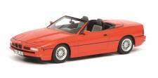Schuco 450006800 BMW 850i Cabriolet rot
