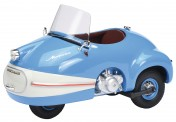 Schuco 450007400 Brütsch Mopetta blau/weiß