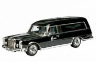 Schuco 450007600 MB 600 Bestattungswagen