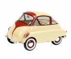Schuco 450008700 Iso Isetta beige/rot