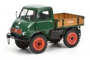 Schuco 450016700 MB Unimog U401 grün