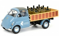 Schuco 450016900 Isocarro Pritsche mit Weinladung