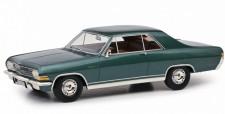 Schuco 450022400 PRO.R18: Opel Diplomat A grün met.