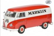 Schuco 450027700 VW T1/2 Kasten Märklin