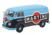 Schuco 450028500 VW T1/2b Kasten Martini