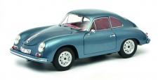 Schuco 450031200 Porsche 356 A Coupe blau-met.