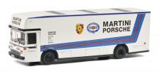 Schuco 450032400 MB Renntransporter Martini