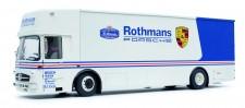 Schuco 450032800 MB Renntransporter Rothmans