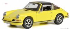 Schuco 450036400 Porsche 911 S Targa gelb