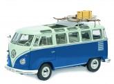 Schuco 450037600 VW T1/2b Sambabus Wintersport