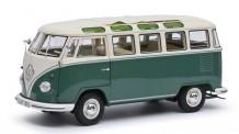 Schuco 450037800 VW T1/2b Samba grün/weiß