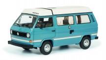Schuco 450038700 VW T3a Campingbus Joker blau