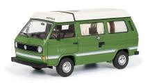 Schuco 450038800 VW T3a Camper Joker grün