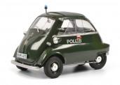 Schuco 450041200 BMW Isetta Export Polizei