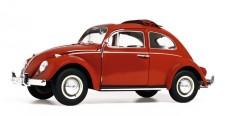 Schuco 450043300 VW Käfer Faltdach rot