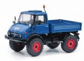 Schuco 450044400 Unimog 406 blau