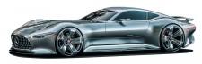 Schuco 450046000 MB AMG Vision GranTurismo