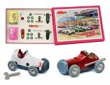 Schuco 450162000 Bausatz: Micro Racer Midget #8 + #3