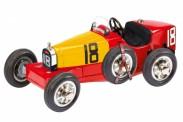 Schuco 450174700 Studio Bugatti #18 rot/gelb